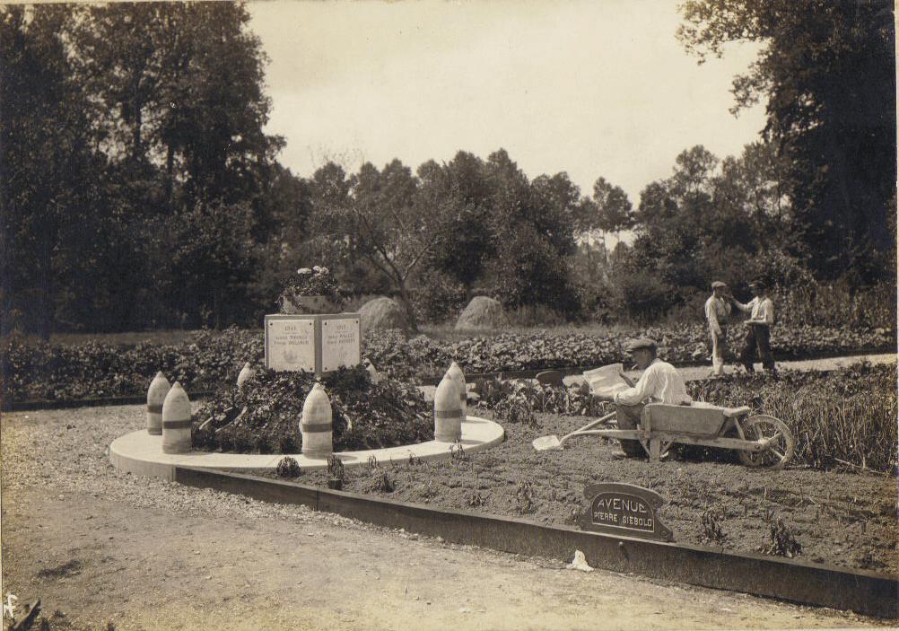 Un magnifique jardin ouvrier le site officiel de bacouel for Jardin ouvrier