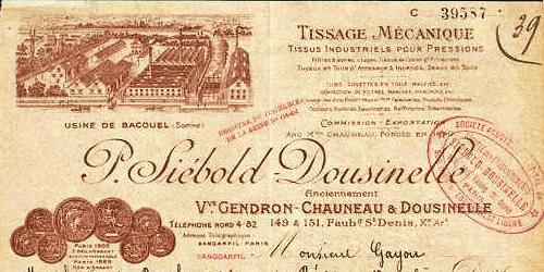 Siébold Dousinelle