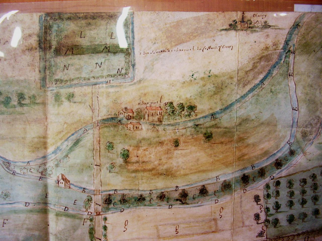 dénouement de bacouel 1687
